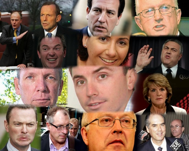 Collage of pollies in AshbyGate