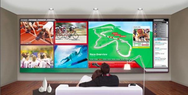 Future Generation of TV - Multicast, IPTV