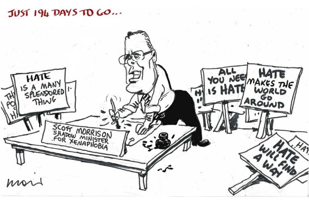 Credit Alan Moir - Fairfax