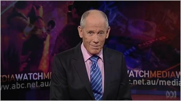 Jonathan Holmes - Mediawatch