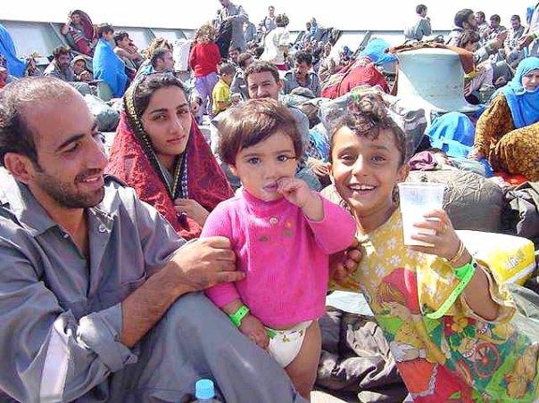 Survivors of Unthrown Children - 2001