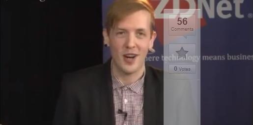 ZDNet journalist Josh Taylor