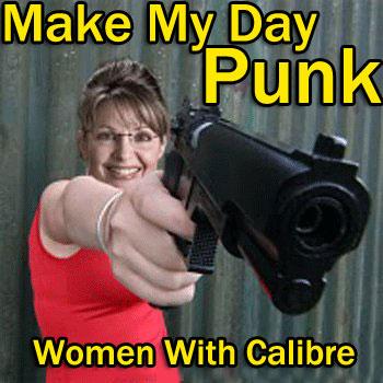 #WomenWithCalibre